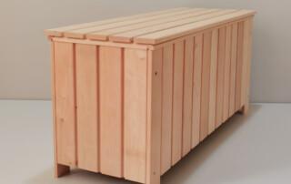 saunamööbel, mööbel sauna, sauna eesruum mööbel sauna eesruumi, puidust kast, kastpink